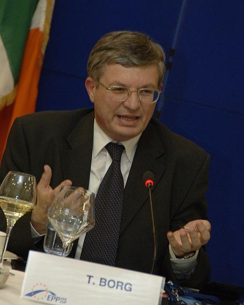 immagine Commissione Europea: il maltese Tonio Borg nuovo Commissario alla sanità