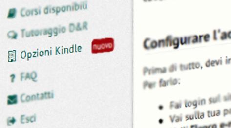 immagine Invia gli ebook al Kindle direttamente da ebookecm!